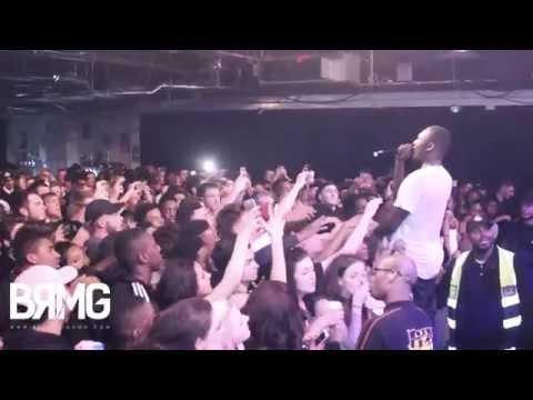 Stormzy London Show | FT. Chip, Fekky, Lethal B, Yungen, Bonkaz, Section Boyz + More | BRMG