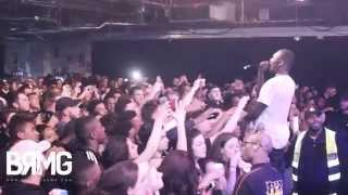 Stormzy London Show | FT. Chip, Fekky, Lethal B, Yungen, Bonkaz, Section Boyz + More | BRMG