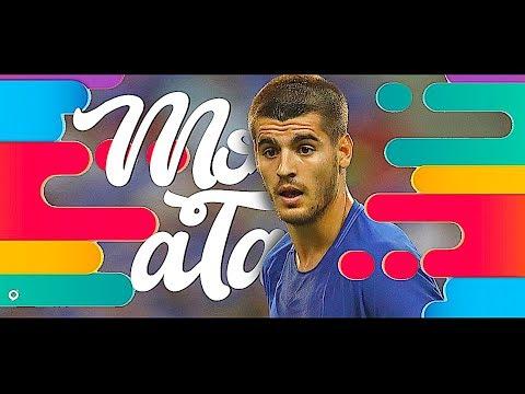 Alvaro Morata 17/18 - Goals, Skills, Passing