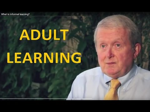 Top 10 HRD Ideas - Adult Learning (Andragogy - Knowles)