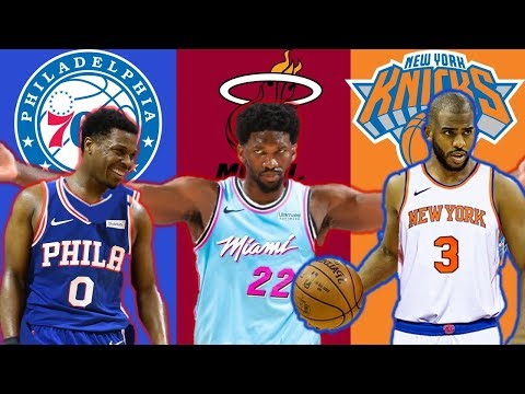 5 INSANE BLOCKBUSTER NBA Trades That Will Happen Soon!