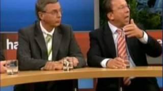 Hart aber Fair mit Pierre Vogel vom 26 09 2007 10 von 10