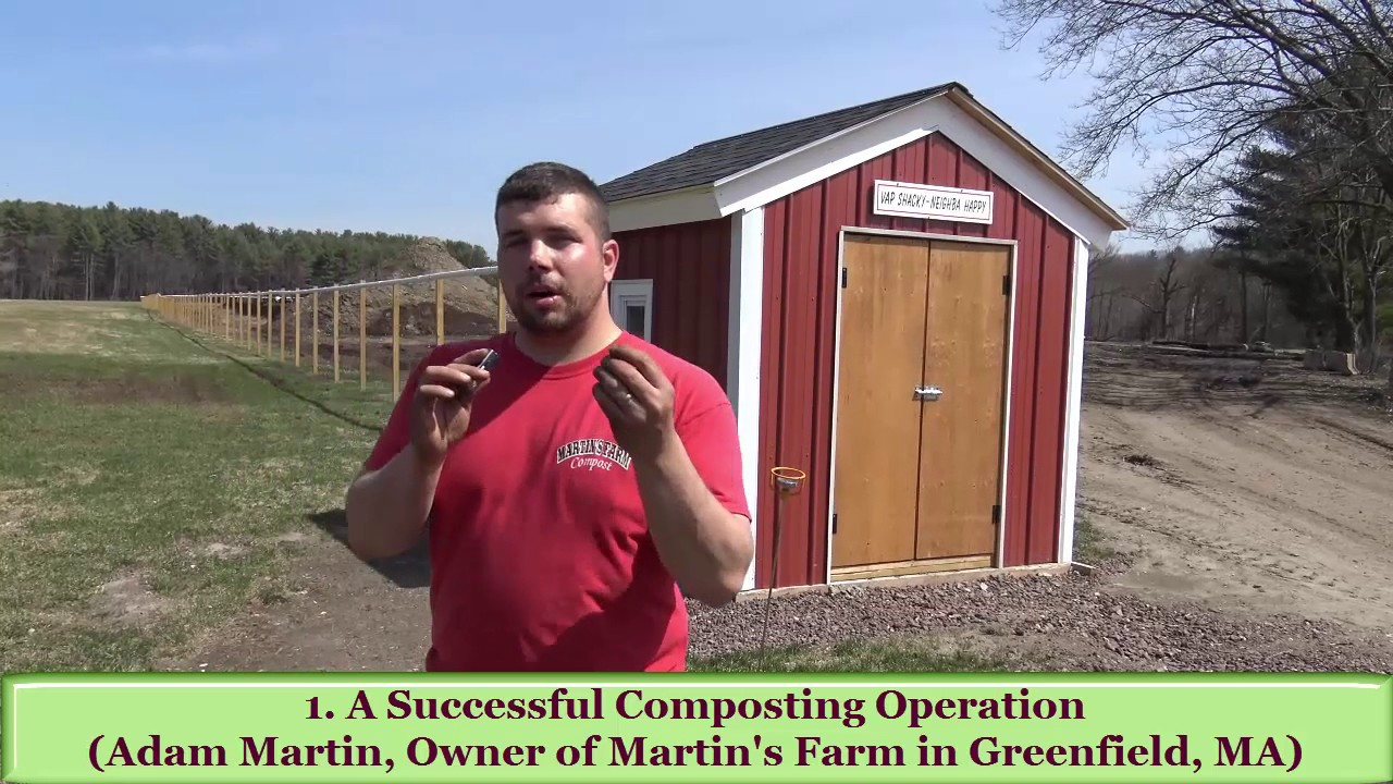 Martin's Farm Featured in New Video About Composting
