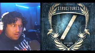 Divided By - Structures (Full Album Reaction/Review)