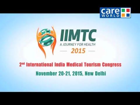 International India Medical Tourism Congress 2015