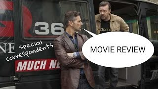 Special Correspondents - Movie Review