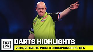 HIGHLIGHTS | 2019/20 Darts World Championships: Quarterfinals