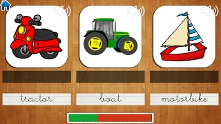 """Kids Educational Game 3 Free """"Educational  Apps For Toddlers & Preschoolers""""Android Apps Game Video"""