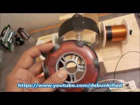 Free Energy Motor Generator Joules