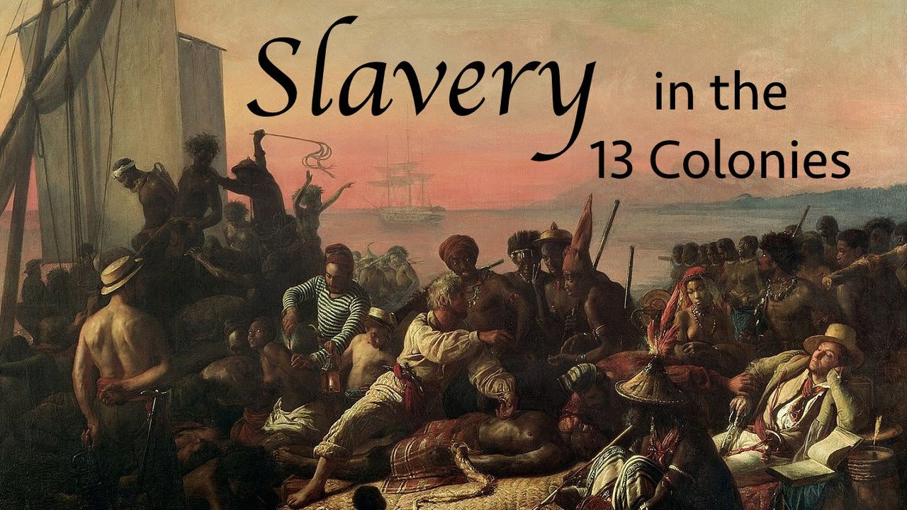 slavery in the american colonies essay How slavery affected african american enslaved people could not legally marry in any american colony or state colonial and state laws to cite this essay.
