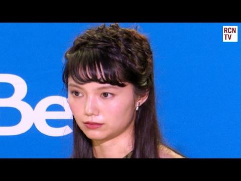 Aoi Miyzaki Interview Rage Premiere