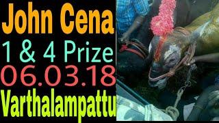 John Cena 1&4 Prize in Varthalampattu.  06.03.18