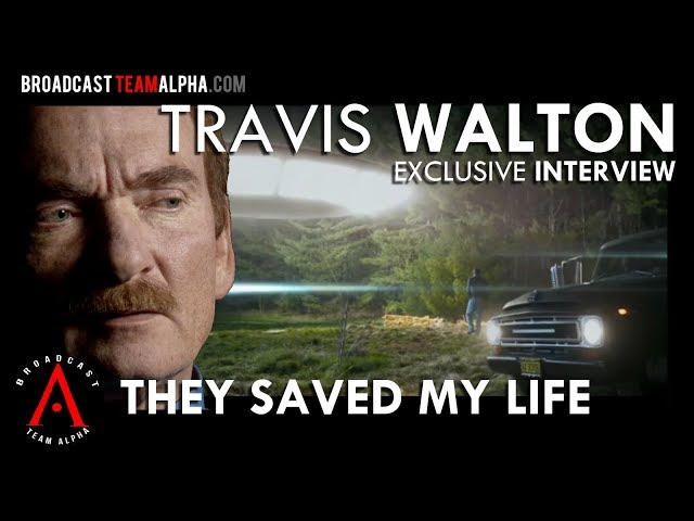 TRAVIS WALTON - Exclusive Interview 10-25-2018