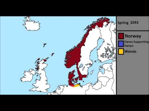 The Norwegian Claim On Denmark And Invasion Of England