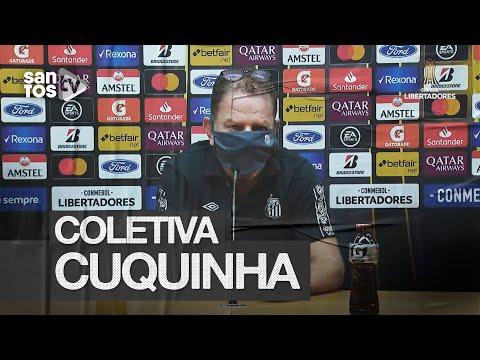 CUQUINHA | COLETIVA (01/12/20)