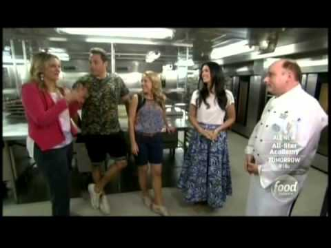 Disney Dream Cruise with Food Network