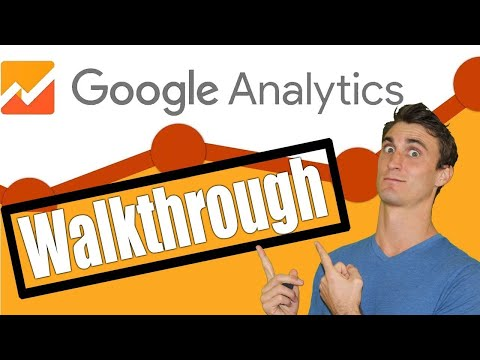 Google Analytics Tutorial with Step by Step Walkthrough