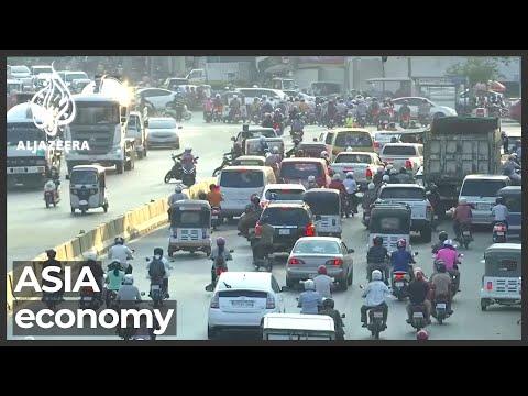 Asia Pacific countries face economic perils despite rebound forecast