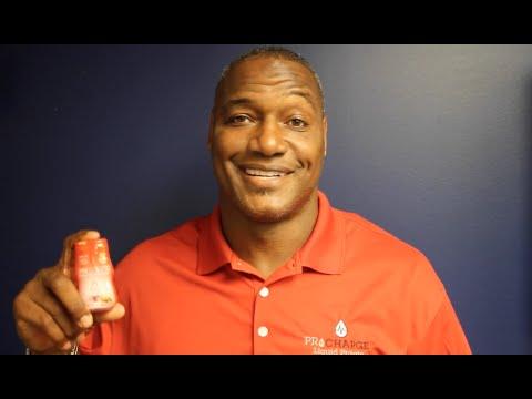 Derrick Brooks, Pro Football Hall of Famer Loves ProCharge Liquid Protein