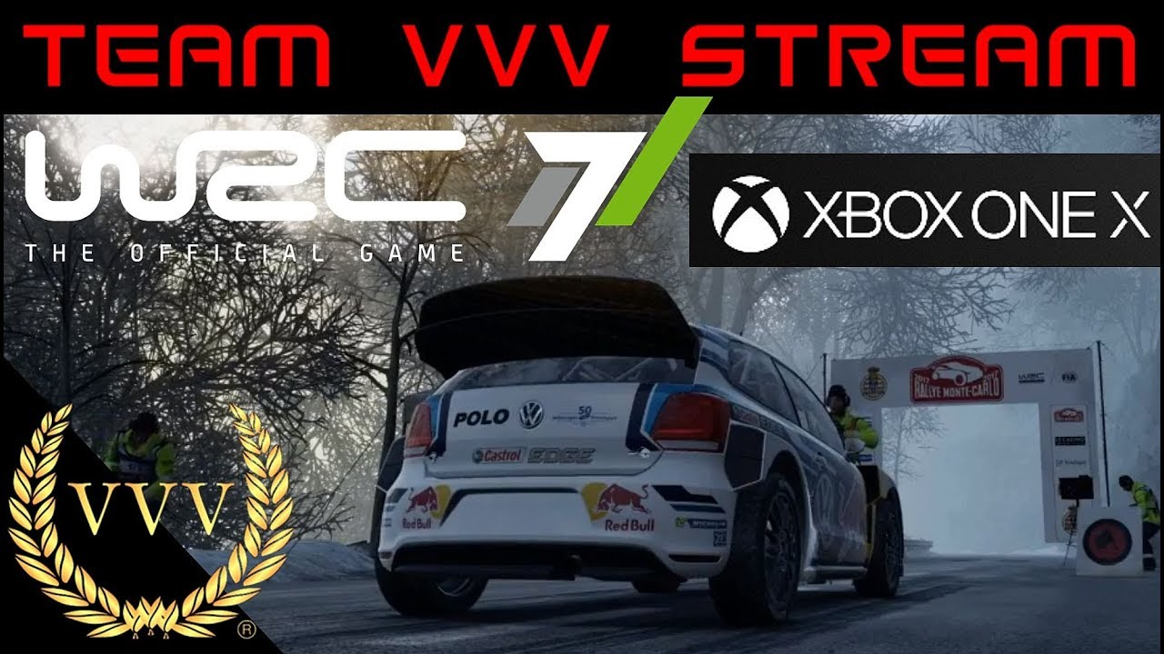 wrc 7 xbox one x youtube. Black Bedroom Furniture Sets. Home Design Ideas