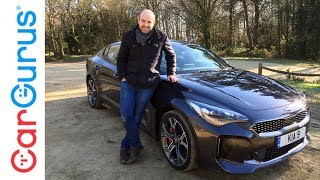 Kia Stinger GT S 2019 review: Exceeding Expectations | CarGurus UK