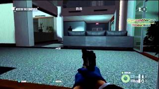 Payday 2 - Guessing Game Trophy (Firestarter Day 2 Solo) + Setup & Commentary