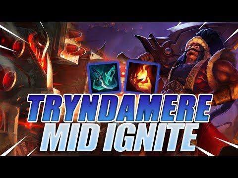 Vidéo d'Alderiate : [FR] TRYNDAMERE VS URGOT - JE PRENDS L'IGNITE - 8.19 - DIAMANT 1