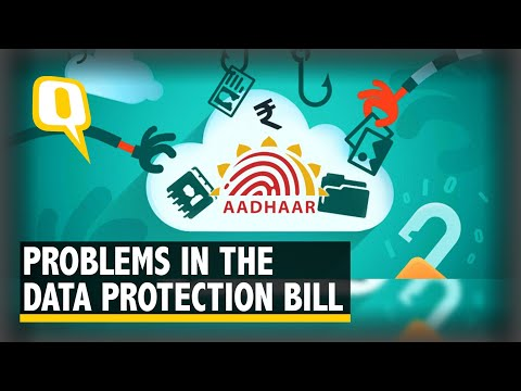 Know Everything That's Wrong With the Srikrishna Committee's Data Protection Bill