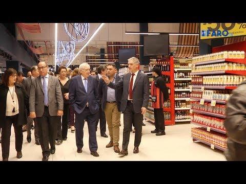 El centro comercial Parque Melilla abre sus puertas