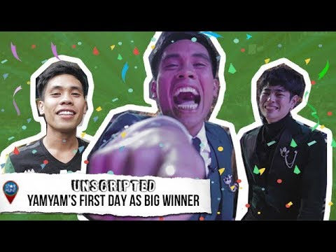 Yamyam &39;di makapaniwala na siya ang Big Winner  EXCLUSIVE Unscripted