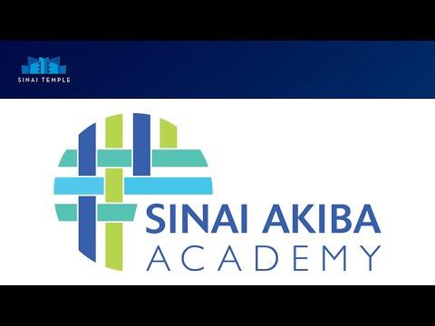 Sinai Akiba Academy Middle School Kabbalat Shabbat- 3/20/20