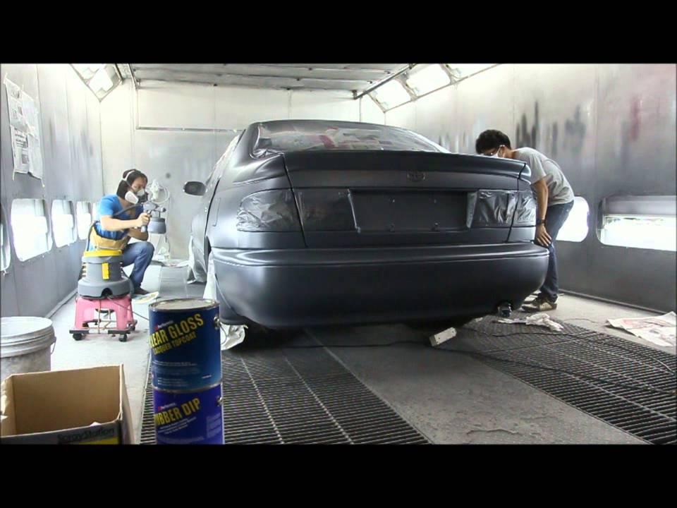 Plasti Dip Or Paint Car