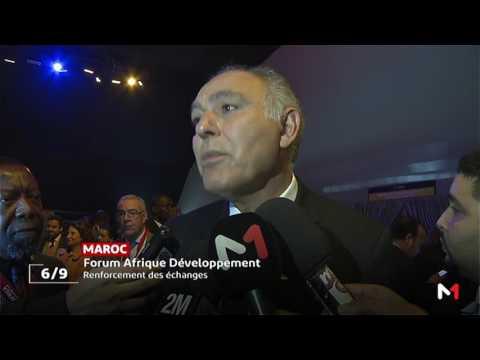 Le Burkina Faso à l'honneur au Forum Afrique développement de Casablanca