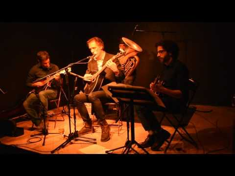 "Upper York Mandolin Trio ""7 Buttons/  Cavalry Tune"" @ the Burdock-video Richard Sugarman"