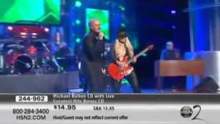 Michael Bolton with Orianthi - Money (Barrett Strong / The Beatles cover) live 2013