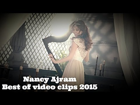 Nancy Ajram - Best Of Music Videos 2015