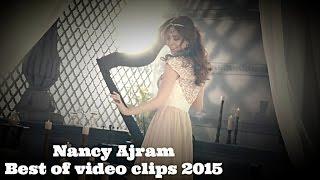 Nancy Ajram - Best Of Music Videos 2015