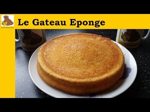 le-gâteau-éponge-(recette-facile-et-rapide)