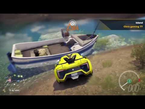 Save Forza Horizon 3 hidden places Snapshots