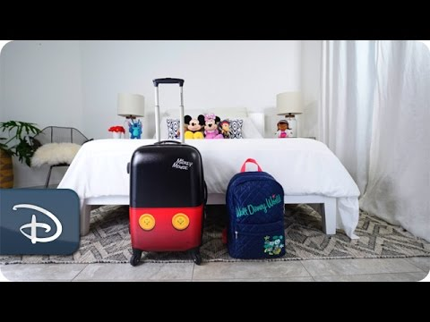 Vacation Packing Tips for Your Little Ones | Walt Disney World