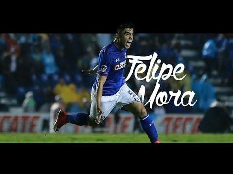 Felipe Mora Goles En Cruz Azul 💙