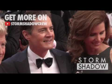 David Lynch, Kyle MacLachlan and more on the red carpet in Cannes