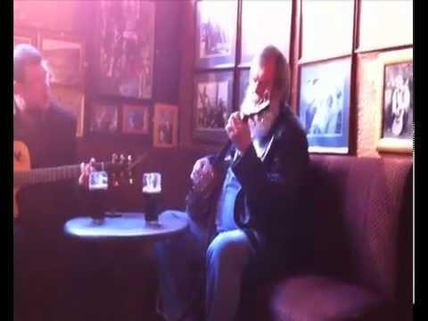 Barney Mckenna Tribute @ O Donoghues Pub Dublin.5th of April 2012