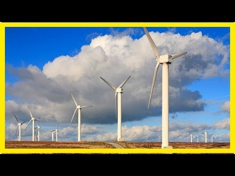 Wind farms are more efficient than coal 75% days of the year