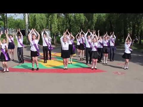 Видео, Выпускной флешмоб 2016 9 класс