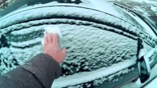 Time Ago Время Назад #3 снег, зима (обратная съемка)