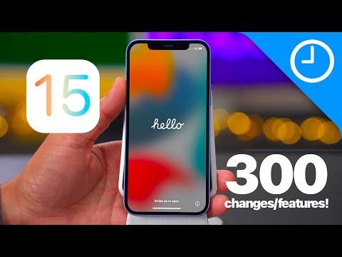 iOS 15 Beta - 300+ Top Features / Changes! In-depth walkthrough
