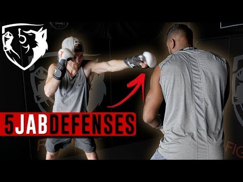 5 Ways to Defend Against: The Jab
