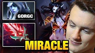 Miracle- Gorgc vs MagE- Who will Hit Harder Dota 2