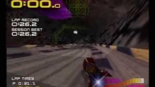 Wipeout 64 Sokana Speed Run